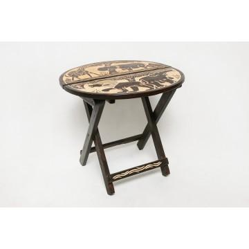 stolek kulatý sese