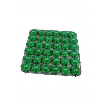 Podložka z recyklovaných víček -střední