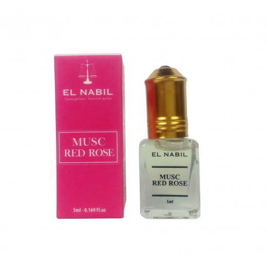 El Nabil - MUSC RED ROSE