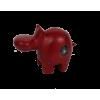 Zvířátko – hroch, mastek, různé barvy, Keňa