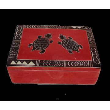 Kámen mastek – šperkovnice obdelníková