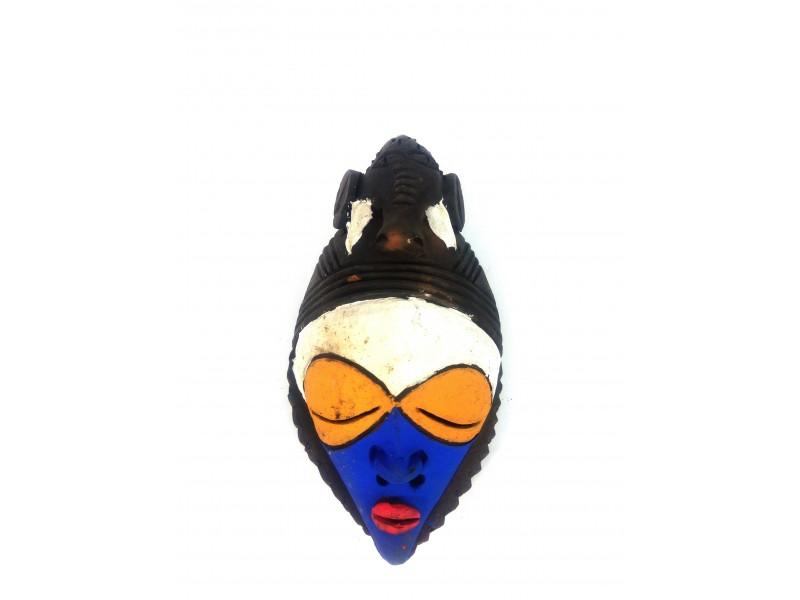 Africká pasová maska