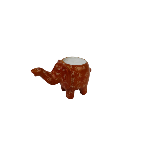 Svícen - čajovka z mastku