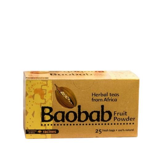 Čaj - plod Baobab