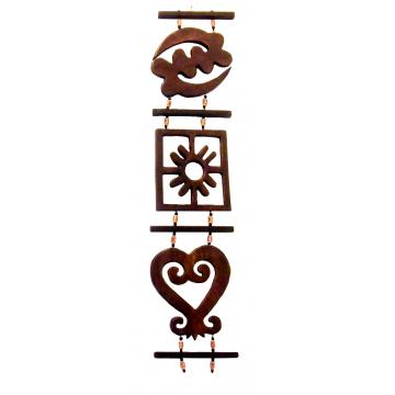 Závěsná dekorace – Adinkra