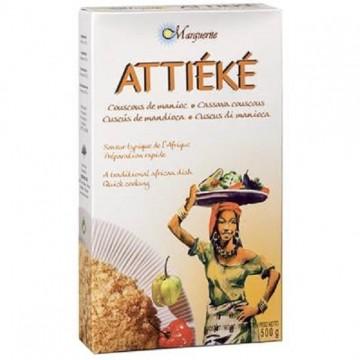 Attiéké – kuskus z manioku (kasava), 500 g