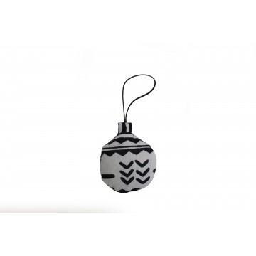 Vánoční ozdoba - koule, 10 cm