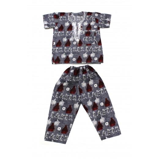 Dětská souprava - košile a kalhoty