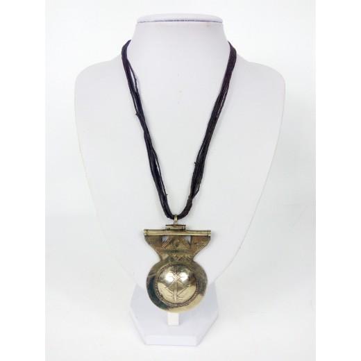 Tradiční tuarežský náhrdelník