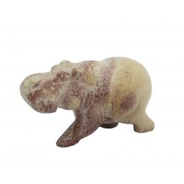 Zvířátko z mastku - hroch