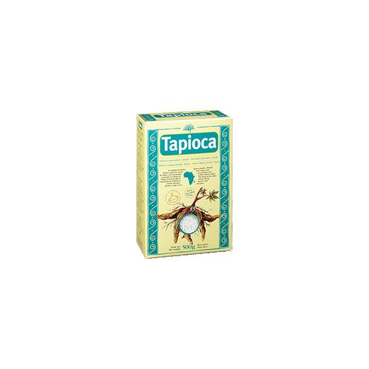 Tapioca – tapiokové perly z manioku