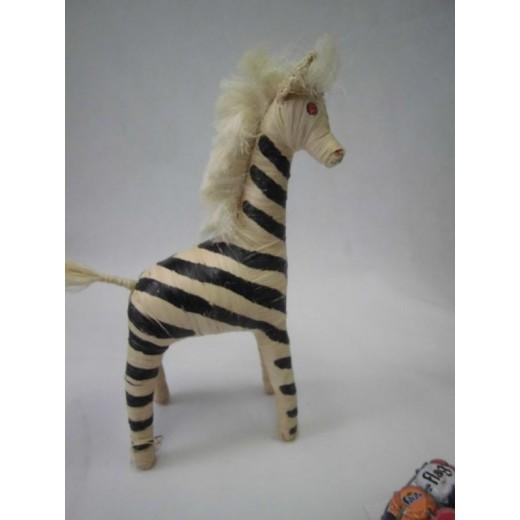 Zebra z rafie