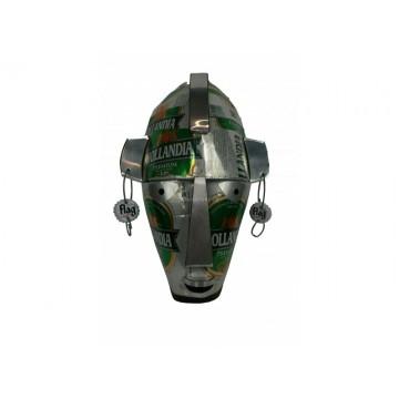 Bronzové a kovové masky