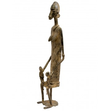 Bronzové sošky a sochy