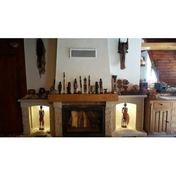 Dřevěné sošky